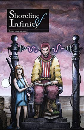 Shoreline of Infinity 9: Science Fiction Magazine (English Edition)