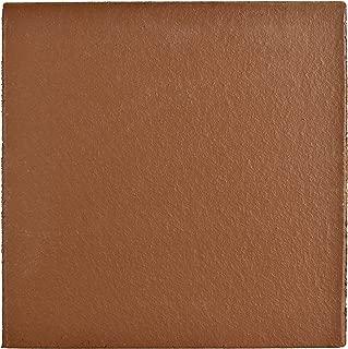 SomerTile FGA6KRDE Carriere Edge Quarry Floor and Wall Tile, 5.875