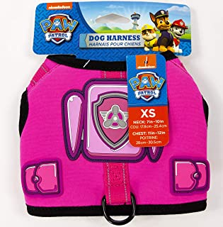 Penn Plax Paw Patrol Harness for Small Dogs (Skye, Extra Small)