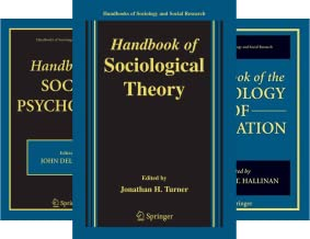 Handbooks of Sociology and Social Research (29 Book Series)