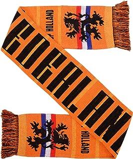 Nederland Holland Soccer Knit Scarf