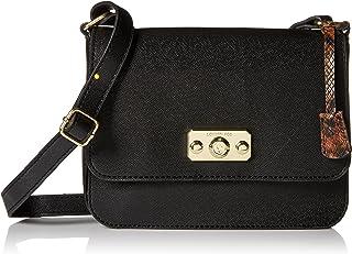 حقيبة لندن فوغ للنساء، لون اسود - حقائب طويلة تمر بالجسم