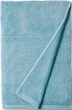 """Lacoste Legend 100% Supima Cotton Towel, 650 GSM, 35"""" W x 70"""" L Bath, Celestial Blue"""