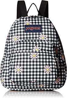 Jansport Unisex Half Pint Backpack - Black JS00TDH654S