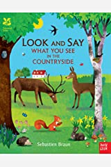 National Trust: Look and Say What You See in the Countryside Paperback
