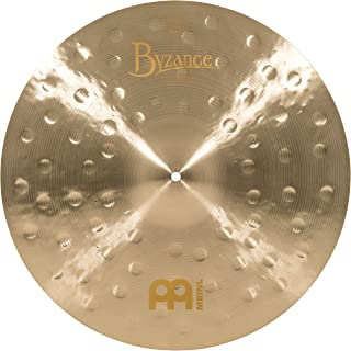 Meinl Cymbals B20JETR Byzance 20-Inch Jazz Extra Thin Ride Cymbal (VIDEO)