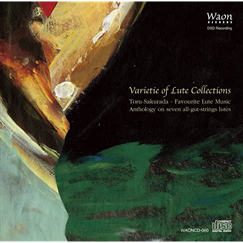 Varietie of Lute Collections