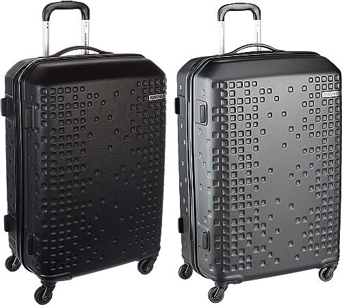 Cruze ABS 70 cms Black Hardsided Suitcase Cruze ABS 80 cms Black Hardsided Carry On AN6 0 09 002 AN6 0 09 003