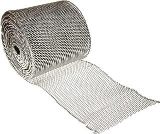 Manufacturers Direct 1750 Gutter Guard 6-Inc x 20 ft Aluminum