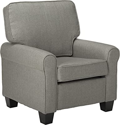 Christopher Knight Home Patricia Club Chair, Mid-Century Modern, Minimal, Gray, Black, Rose Gold