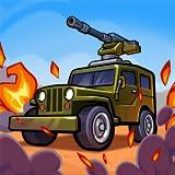 Rage of Car Force: 車を運転、撃って、粉砕する