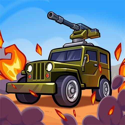 Rage of Car Force: Auto schießen Online-Spiele