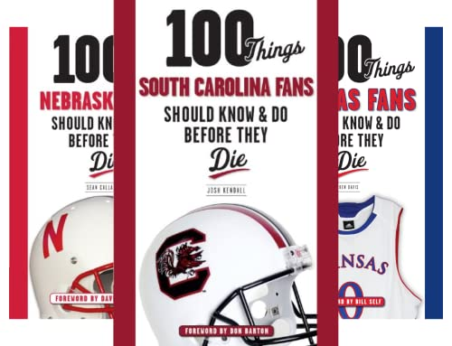 100 Things...Fans Should Know (50 Book Series)