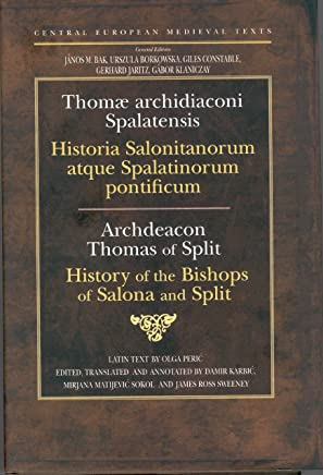 History of the Bishops of Salona and Split