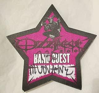 2005 7/30 OzzFest Backstage Pass Band Guest Mudvayne Chicago IL