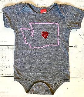 My Godfather in Washington Loves Me Toddler//Kids Ruffle T-Shirt