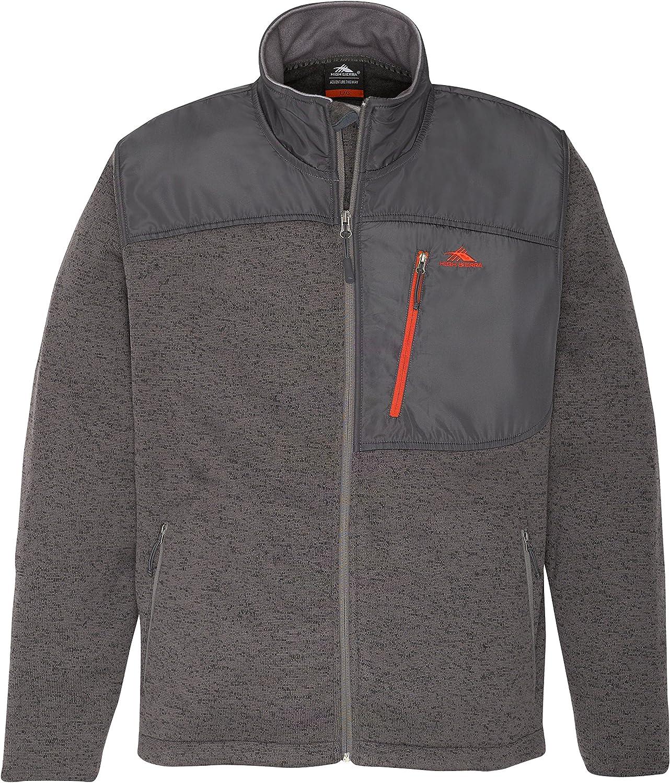 High Sierra Men's Funston II Full Zip Jacket