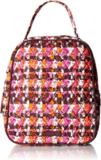 small tweed bag