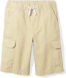 Spotted Zebra Boys' Toddler & Kids Cargo Shorts