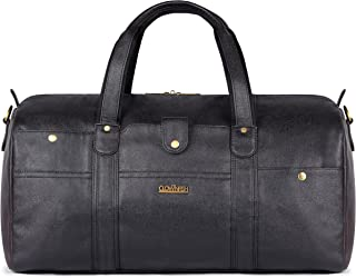 Emperor 37 ltrs Synthetic Leather Travel Duffle Bag, Weekender Luggage Bag