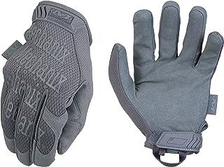 Mechanix Wear - Original Wolf Grey Tactical Gloves (Large, Grey)