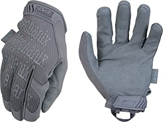 Mechanix Wear - Original Wolf Grey Tactical Gloves (Large, Grey)