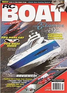 RC Boat Magazine Volume 3 2013