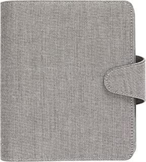 Kikki.K B6 Linen-Look Personal Planner Dream Plan DO Range Nordic Grey, 11256301