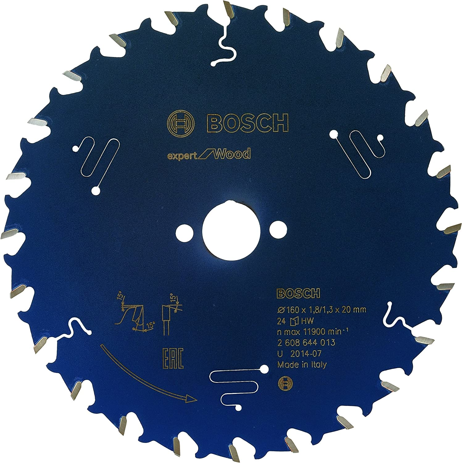 Bosch 2329790 Circular Blade Blue Saw Reservation 2021 spring and summer new