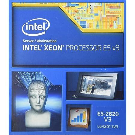 Intel CPU Xeon E5-2620V3 2.40GHz 15Mキャッシュ LGA2011-3 BX80644E52620V3 【BOX】