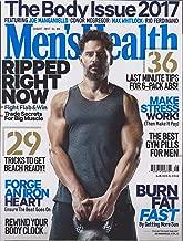 Men's Health UK Magazine August 2017