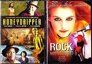 Honeydripper , Rock My World : Rock N Roll Music Theme Movie 2 Pack