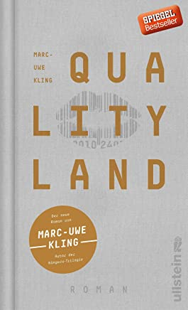 QualityLand Roan helle Edition by Marc-Uwe Kling