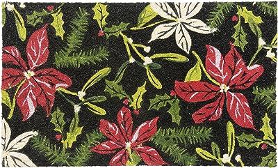 Now Designs Doormat, Winterbloom