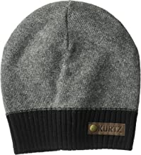 A. Kurtz Men's Two Tone Beanie