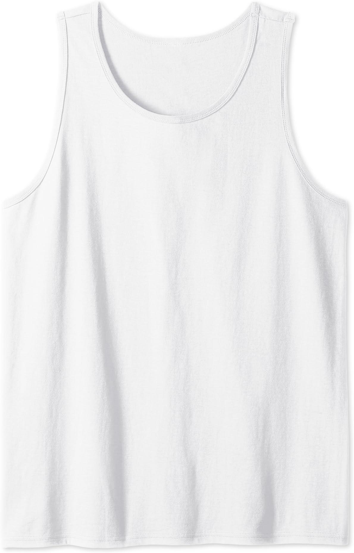 I Just Hope Both Teams Have Fun Tanks Top Sleeveless Shirt Fit Mens Muscle