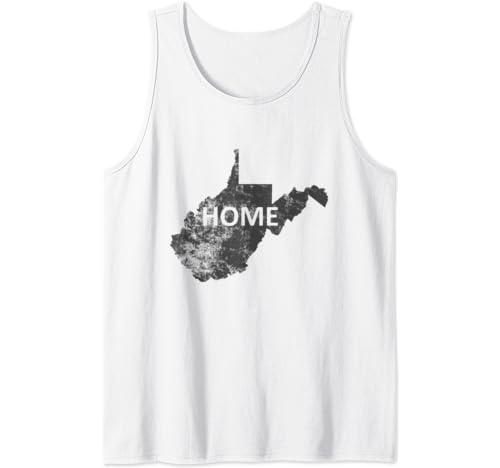 Home   West Virginia Dark Tank Top