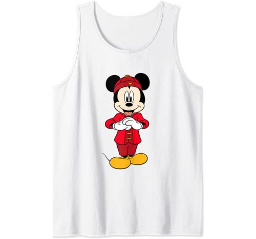 Disney Mickey Year Of The Mouse Lunar New Year Tank Top