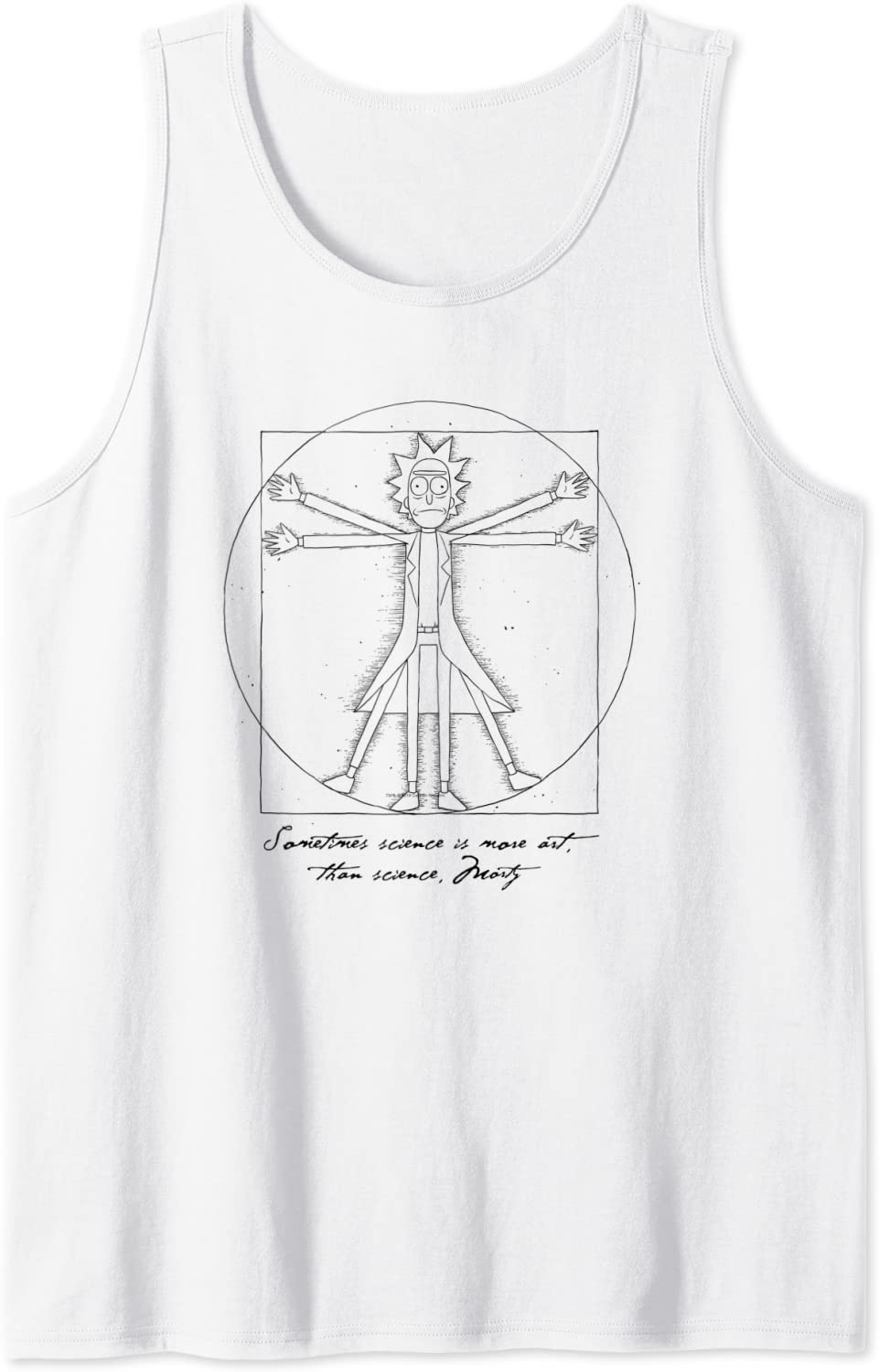 Rick and Morty More Sales of SALE items from Japan's largest assortment new works Art Tank Science than Top