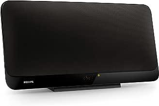 PHILIPS micro music system Bluetooth BTM2460 (Black)
