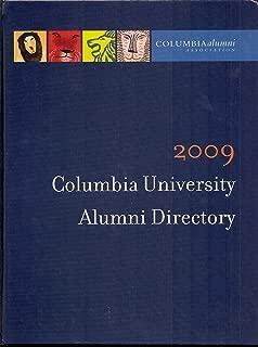 Columbia University Alumni Directory, 2009