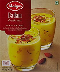 Maiyas Badam Drink Mix, 200g (Mono Pack)