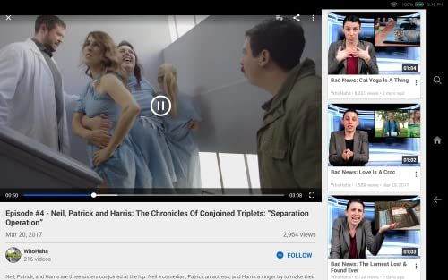 『Daily Tube for DailyMotion』の3枚目の画像