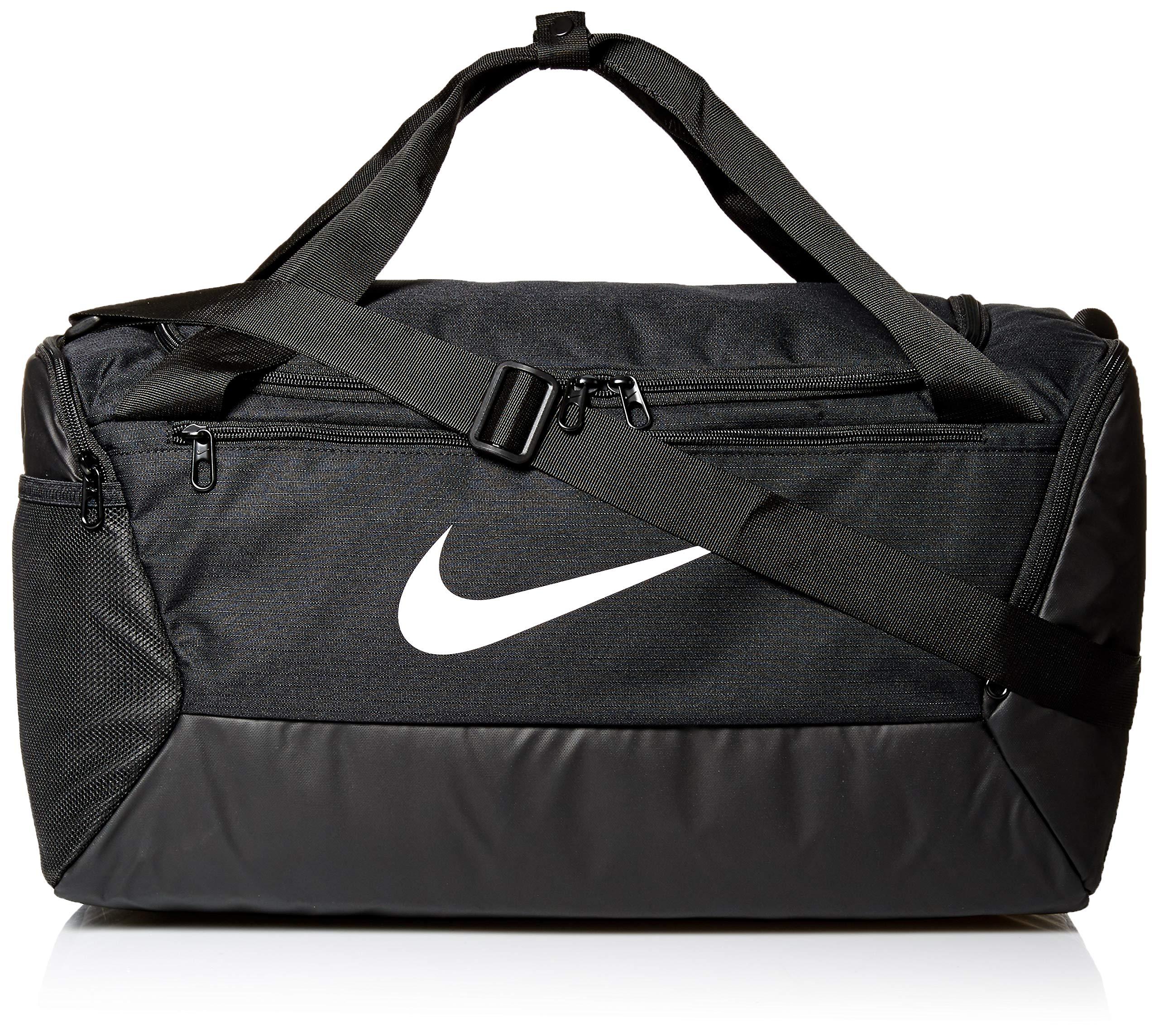 Nike Brasilia Small Duffel Black
