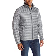 Men's Packable Down Jacket (Standard and Big & Tall Sizes)