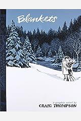 Blankets: A Graphic Novel Paperback