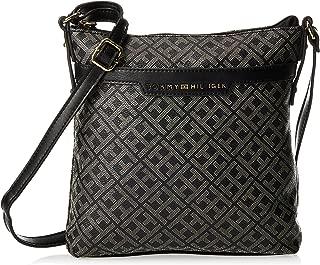 Tommy Hilfiger Women's Crossbody Bag, Black