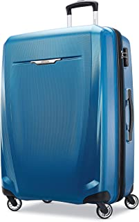 Winfield 3 DLX Hardside Luggage with Spinner Wheels