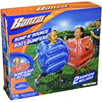 Banzai Bump 'N Bounce Body Bumpers