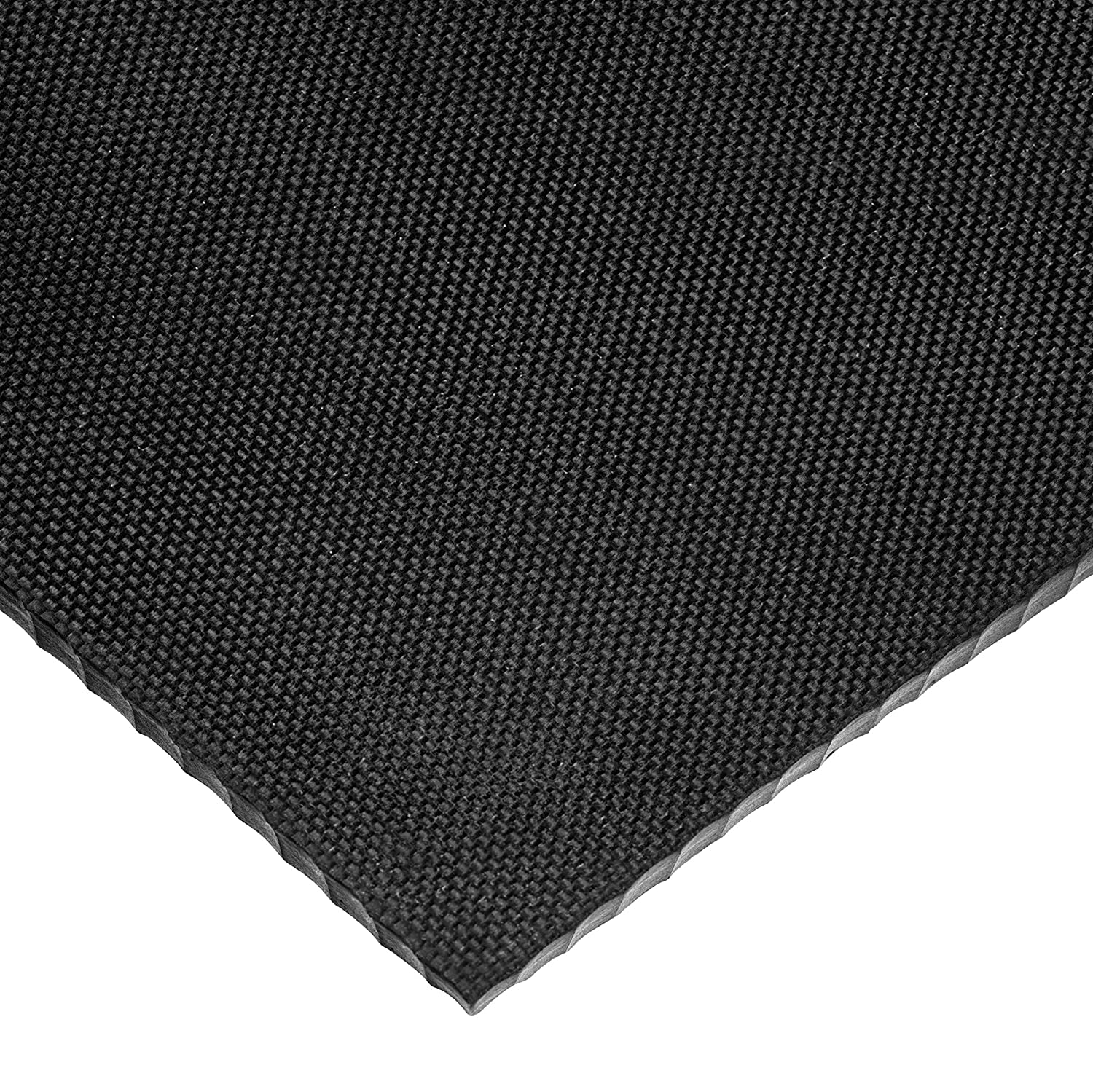 Textured Neoprene Rubber Roll No Adhesive Thick 32